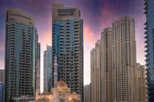 Read more about the article Besitzer der Skyline in Dubai: Ein Blick auf die Aktie der Immobiliengesellschaft EMAAR Properties